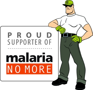 Dread Skeeter and the whole Mosquito Squad is happy to support Malaria No More in their fight to end malaria deaths in Africa